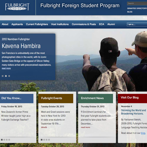 Ops Divina - Fulbright Foreign